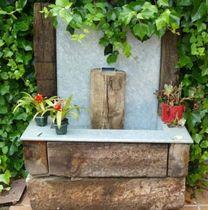 Fontana da giardino / moderna
