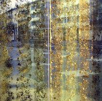 Rivestimento di facciata in acrilico / levigato / lucido / in pannelli