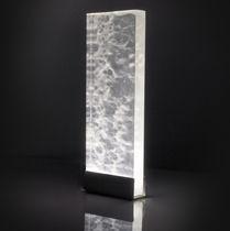 Pannello decorativo per arredamento di interni / per sistemazione esterna / in resina / acrilico