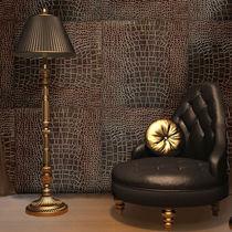 Pannello decorativo in legno / in legno massiccio / da parete / testurizzato