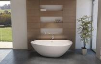 Vasca da bagno da appoggio / in Solid Surface