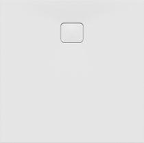 Piatto doccia quadrato / in acrilico / ultrapiatto / antiscivolo