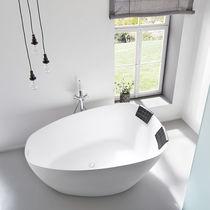 Vasca da bagno ad isola / in Solid Surface / doppia