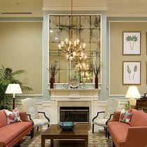 Pannello in vetro per muri / per arredamento di interni / per uso residenziale / professionale