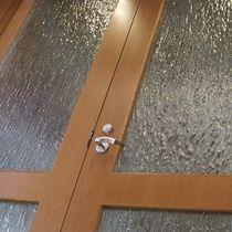 Pannello in vetro per parapetto / per porta / per ufficio / per edilizia