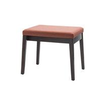 Sgabello moderno / in legno / professionale / imbottito