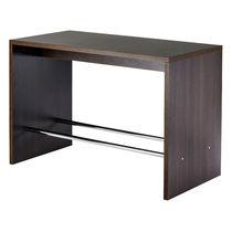 Tavolo alto moderno / in plastica / in HPL / rettangolare