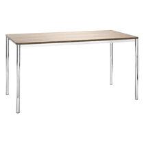 Tavolo da lavoro moderno / in HPL / in legno / in acciaio