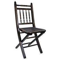 Sedia classica / pieghevole / in legno / per uso contract