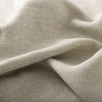 Tessuto da tappezzeria / a tinta unita / in lino / per uso contract