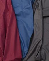 Tessuto per tende / per protezione solare / a tinta unita / in poliestere