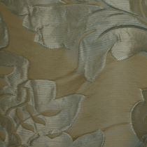 Tessuto da tappezzeria / a motivi / in seta / damascato