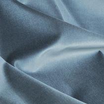 Tessuto da tappezzeria / a tinta unita / in velluto