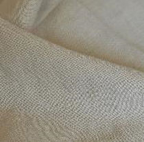 Tessuto da tappezzeria / a tinta unita / in lino