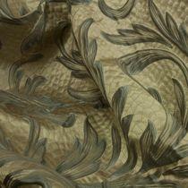 Tessuto da tappezzeria / a motivi / in seta