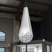 Lampada a sospensione / design originale / in policarbonato / da interno