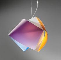Lampada a sospensione / design originale / in Lentiflex® / da interno