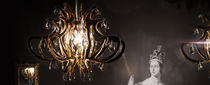 Lampadario design originale / Goldflex® / Copperflex® / in Steelflex®