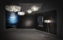 Lampada a sospensione / design originale / in Opalflex® / LED