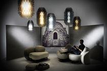 Lampada a sospensione / design originale / in Cristalflex® / in Lentiflex®