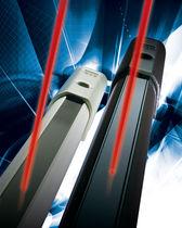 Barriera di protezione / fissa / in alluminio / infrarossa