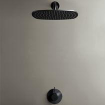Set doccia da parete / moderno / pioggia