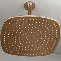 Soffione doccia da soffitto / quadrato / pioggia
