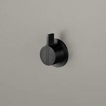 Miscelatore per lavandino / da doccia / da parete / in acciaio inox