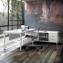Tavolo da lavoro moderno / in legno massiccio / in MDF / in melamminico