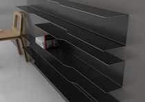 Mensola / modulare / moderno / in acciaio