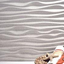 Pannello decorativo in legno / melaminico / da parete / 3D