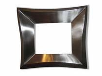 Specchio a muro / sospeso / moderno / rettangolare