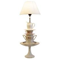 Lampada da tavolo / design originale / in porcellana / da interno