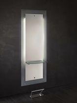 Mobile da toeletta moderno / in legno / in metallo / in vetro