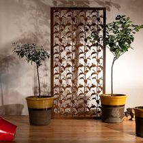 Schermatura in alluminio / in acciaio COR-TEN® / da giardino / per terrazza