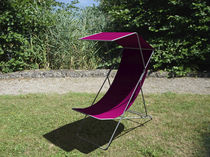 Chaise longue in acciaio inossidabile / outdoor