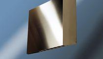 Griglia di ventilazione in metallo / quadrata / per cucina