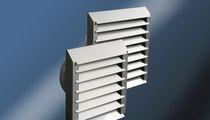 Griglia di ventilazione in acciaio inox / rettangolare / per cucina
