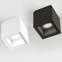 Faretto da soffitto / da interno / LED / quadrato