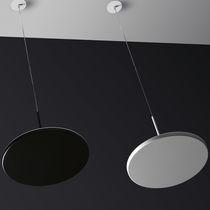 Lampada a sospensione / moderna / in ghisa di alluminio / in metacrilato