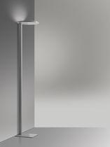Lampada da pavimento / moderna / in ghisa di alluminio / in metacrilato