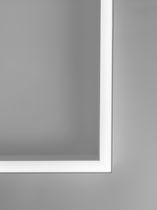 Plafoniera moderna / lineare / in alluminio / LED