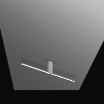 Luce LED / lineare / in alluminio laccato / in metacrilato