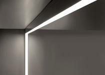 Luce LED / lineare / in alluminio / sistema d'illuminazione modulare