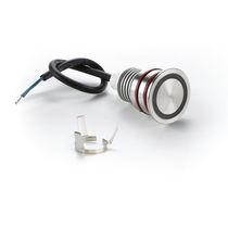 Faretto da incasso / da esterno / LED / rotondo