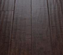 Parquet multistrato / da incollare / in bambù / anticato
