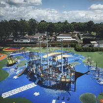 Gioco per parchi in metallo / per parco giochi