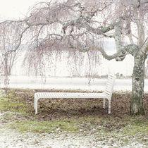 Prendisole design scandinavo / in legno / per spazio pubblico