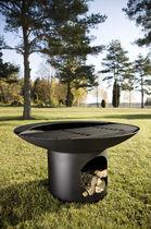 Barbecue a carbonella / a legna / da terra / in acciaio