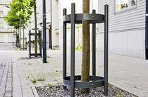 Griglia di protezione per alberi in acciaio